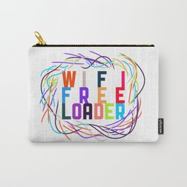 WIFI FREELOADER Carry-All Pouch