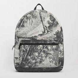 Brazilian Jungle Backpack