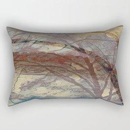 """"""" Winter's Eve """" Rectangular Pillow"""
