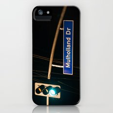 Mulholland Drive iPhone (5, 5s) Slim Case