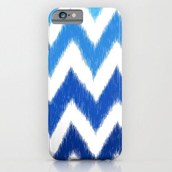 Ombre Ikat Chevron  iPhone & iPod Case