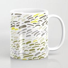 Crater Canyon - Abstract Coffee Mug