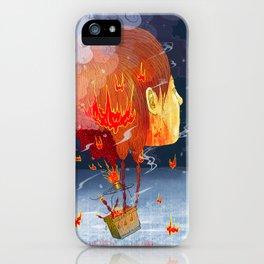 Airy-fairy iPhone Case