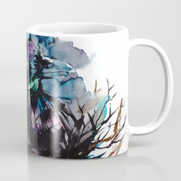 Two Ravens Coffee Mug