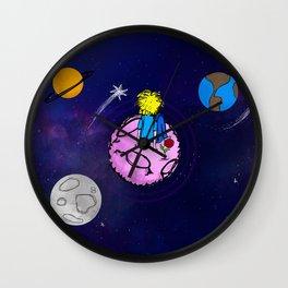 El Principito / The Little Prince Wall Clock