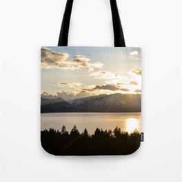 Top Floor Lake Tahoe Tote Bag