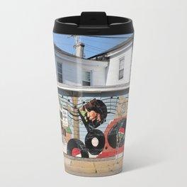 Wonderland Records Travel Mug