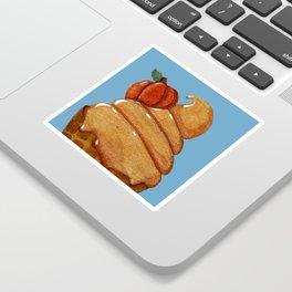 Pumpkin Custard Sticker