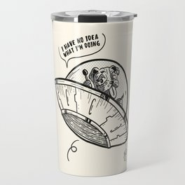 No idea Travel Mug
