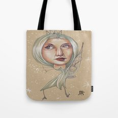SNOWFLAKE QUEEN Tote Bag