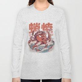 Takoyaki Attack Long Sleeve T-shirt