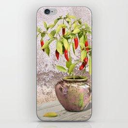 Thai Peppers iPhone Skin