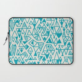 Abstract geometric pattern I Laptop Sleeve