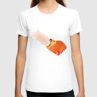 lion T-shirts featuring Lion by Nir P