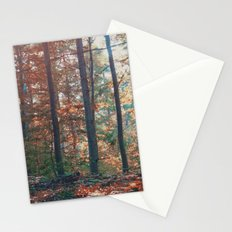 into the woods 13 Stationery Cards