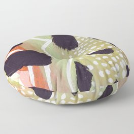 Dots & Marks No.1 Floor Pillow