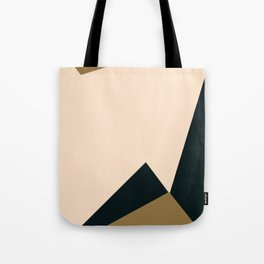 3- d light and dark Tote Bag