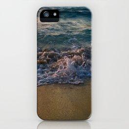 wave break iPhone Case