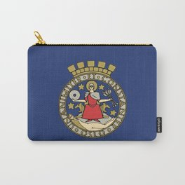 Flag of Oslo Carry-All Pouch