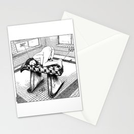 asc 466 - La loi de la Transcendance (The rule of Master Pi) Stationery Cards