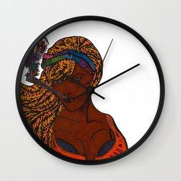 La Flaca Wall Clock