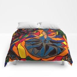 Tucan Con Alma Comforters