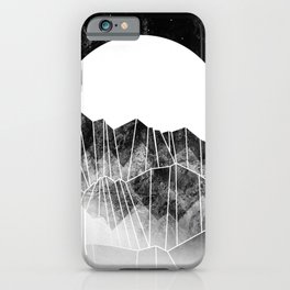 As a mist rolls in... iPhone Case