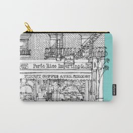 PORTO RICO IMPORT CO, NYC Carry-All Pouch
