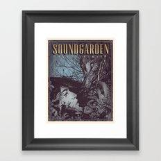 King Animal Framed Art Print