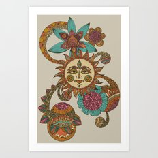 My sunshine Art Print