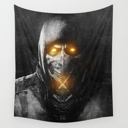 mk game Wall Tapestry