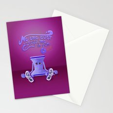 Sad Layers Stationery Cards