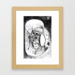 Vizh, A Lightsmith of Europa Framed Art Print