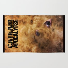 Cathair Apocalypse Book 1 Cover Rug