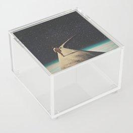 We Chose This Road My Dear Acrylic Box