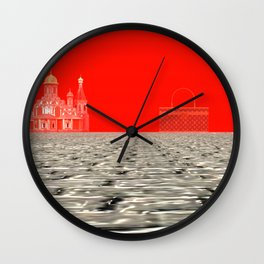 Squared: Links Wall Clock