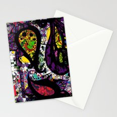 Paisley Chaos Stationery Cards