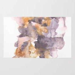 Soft Texture Watercolor | [Grief] Devoured Rug