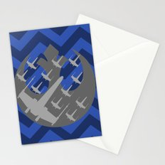 Wraith Squadron in Blue and Gray Stationery Cards