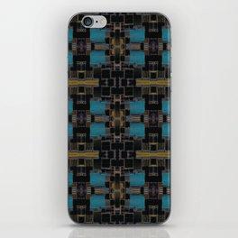 Aq Dze iPhone Skin
