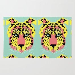 Modular Cheetah Rug