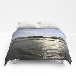 Costa Rica Beach Comforters