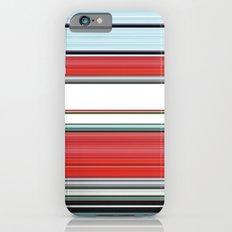 Classic Chrome. iPhone 6s Slim Case