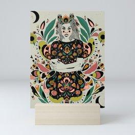 Cycle Mini Art Print