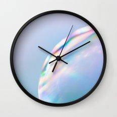 Surface*pastel Wall Clock