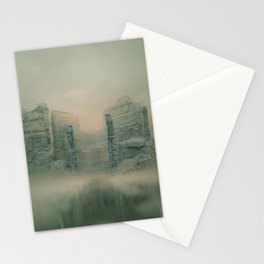 ISLAND OF THE DEAD #1 Stationery Cards
