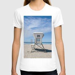 California Beach Day II T-shirt