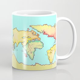 Olde World Shirt Coffee Mug