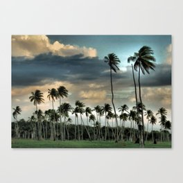 Guess Who The Wil2 Canvas Print