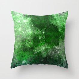 MOON under MAGIC SKY II-1 Throw Pillow